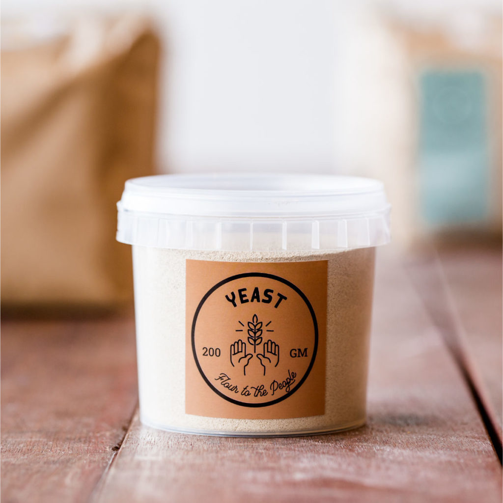 French Dry Yeast 200g - Local Flour Co