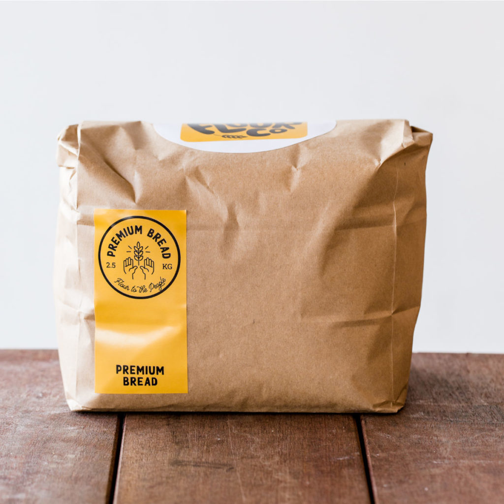 Premium Bread Flour 2.5kg - Local Flour Co